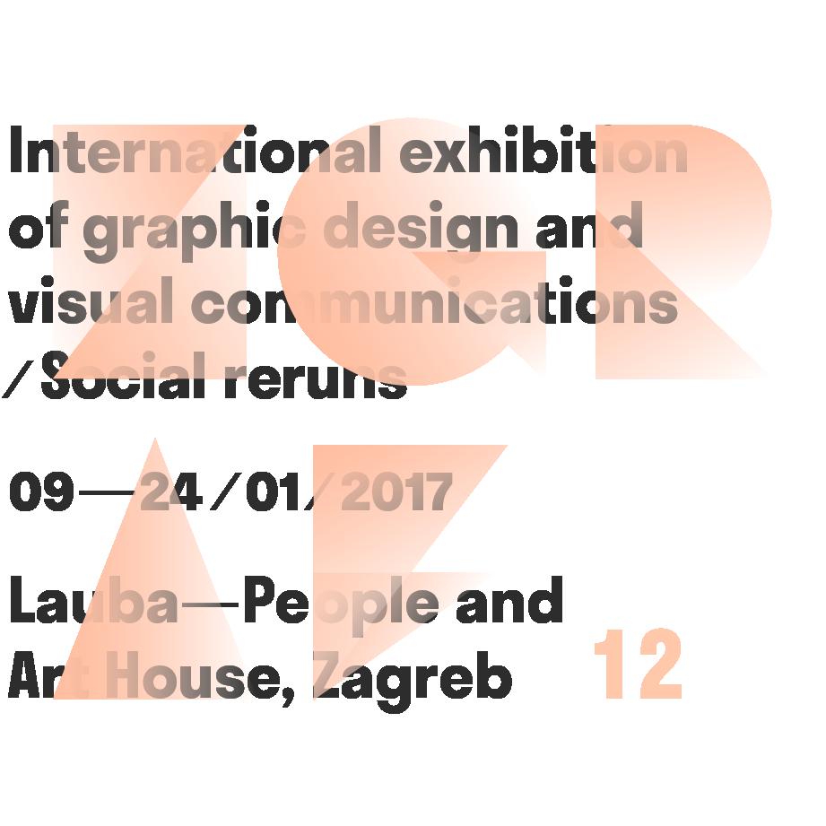 Zgraf Međunarodna izložba grafičkog dizajna i vizualnog identiteta